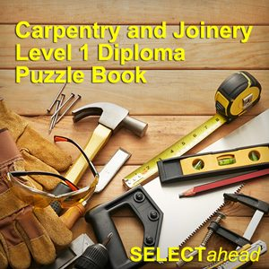 Carpentry and Joinery Level 1 Diploma Puzzle Book