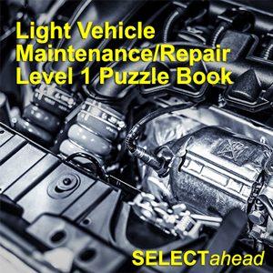 Light-Vehicle-Maintenance-Repair-Level-1-Puzzle-Book