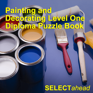 Painting and Decorating Level One Diploma Puzzle Book