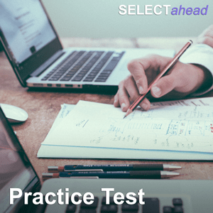 Selectahead Online Practice Test